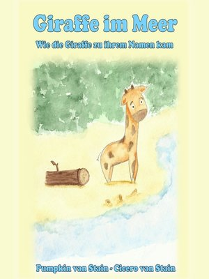 cover image of Giraffe im Meer