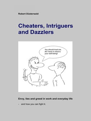 cover image of Cheaters, Intriguers and Dazzlers