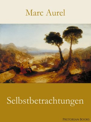 cover image of Selbstbetrachtungen