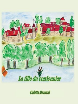 cover image of La fille du cordonnier