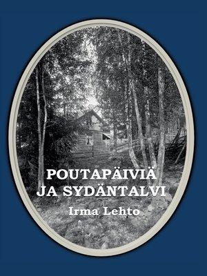 cover image of Poutapäiviä ja sydäntalvi
