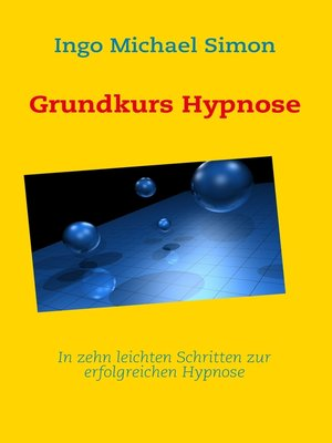 cover image of Grundkurs Hypnose