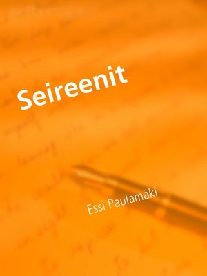 cover image of Seireenit