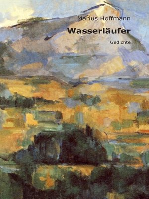 cover image of Wasserläufer