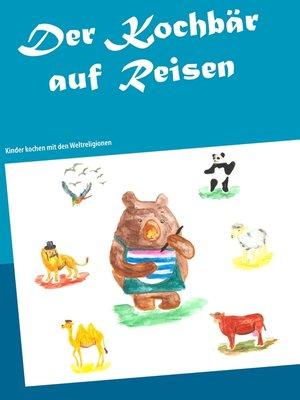 cover image of Der Kochbär auf Reisen