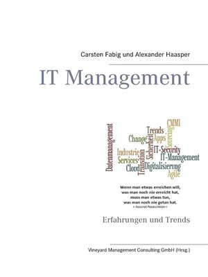 cover image of IT Management