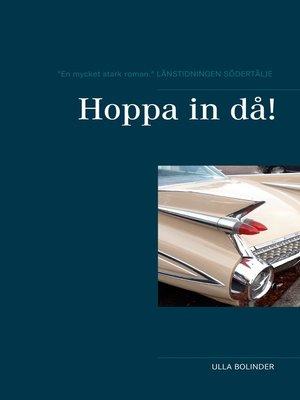 cover image of Hoppa in då!