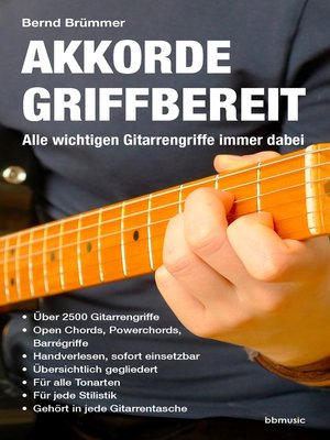 cover image of Akkorde griffbereit
