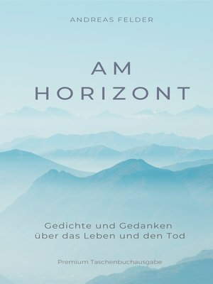 cover image of Am Horizont
