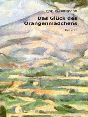 cover image of Das Glück des Orangenmädchens