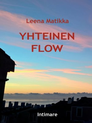 cover image of Yhteinen flow