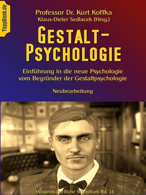 cover image of Gestalt-Psychologie