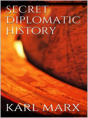 cover image of Secret Diplomatic History