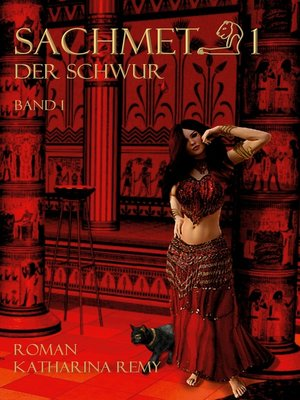 cover image of Sachmet Der Schwur