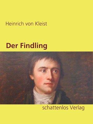 cover image of Der Findling