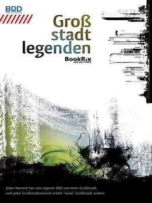 cover image of Großstadtlegenden