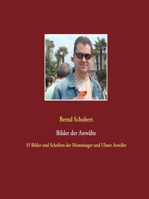 cover image of Bilder der Anwälte