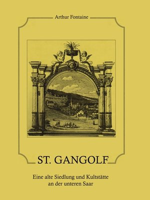 cover image of St. Gangolf