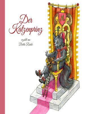 cover image of Der Katzenprinz