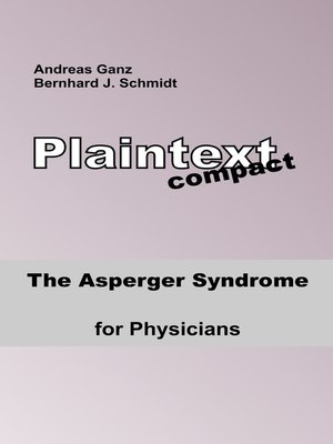 cover image of The Asperger Syndrome for Physicians