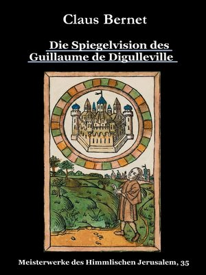 cover image of Die Spiegelvision des Guillaume de Déguileville