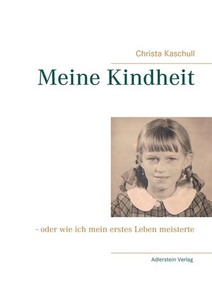 cover image of Meine Kindheit