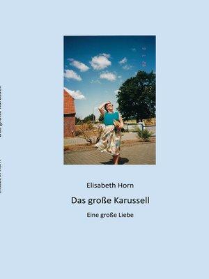cover image of Das große Karussel