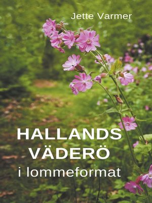 cover image of Hallands Väderö i lommeformat