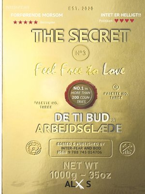cover image of The Secret 3.0 Feel Free to Love