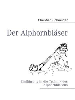 cover image of Der Alphornbläser