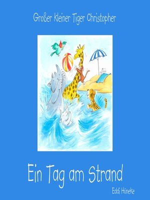 cover image of Ein Tag am Strand