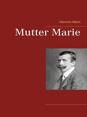 cover image of Mutter Marie