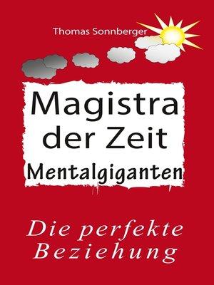 cover image of Magistra der Zeit