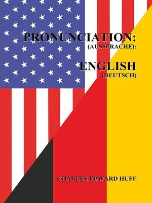 cover image of Pronunciation (Aussprache)