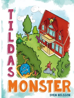 cover image of Tildas Monster
