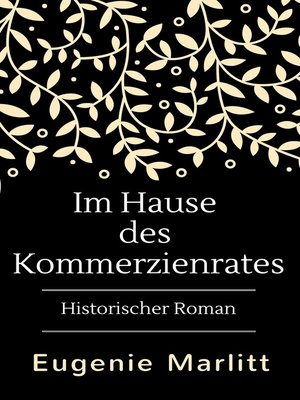 cover image of Im Hause des Kommerzienrates