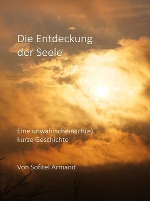 cover image of Die Entdeckung der Seele