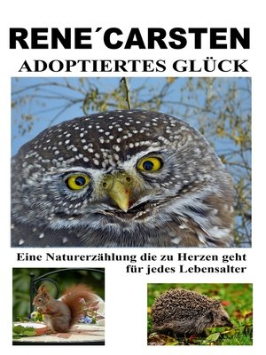 cover image of Adoptiertes Glück