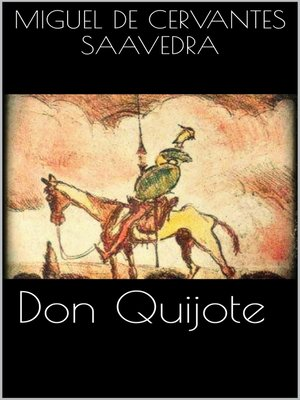 cover image of Don Quijote