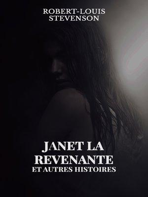 cover image of Janet la Revenante