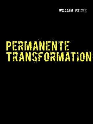 cover image of Permanente Transformation