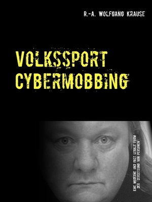 cover image of Volkssport Cybermobbing