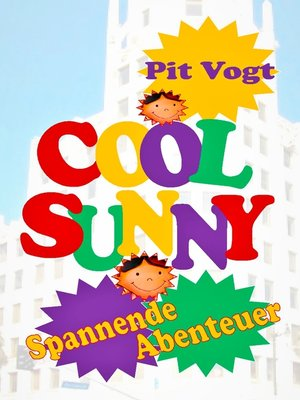 cover image of Cool Sunny