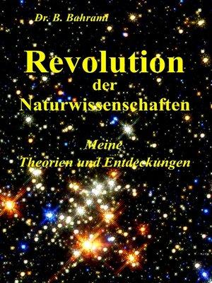 cover image of Revolution der Naturwissenschaften