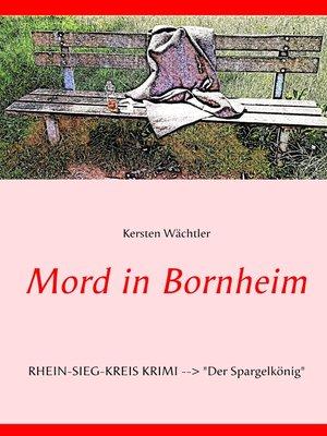 cover image of Mord in Bornheim