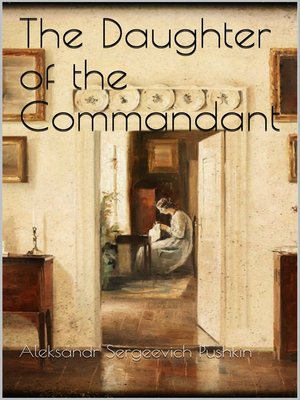 cover image of The Daughter of the Commandant