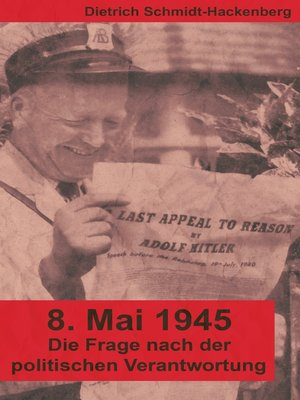 cover image of 8. Mai 1945