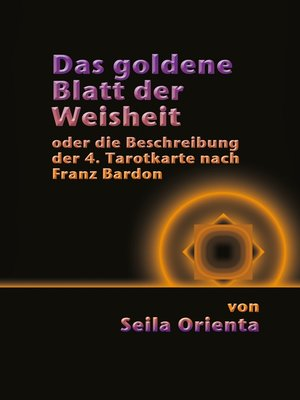 cover image of Das Goldene Blatt der Weisheit