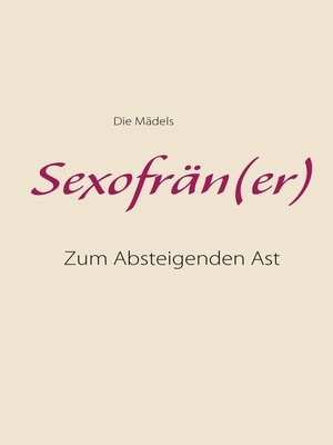 cover image of Sexofrän(er)