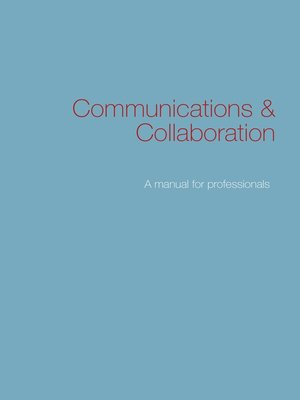 cover image of Communications & Collaboration
